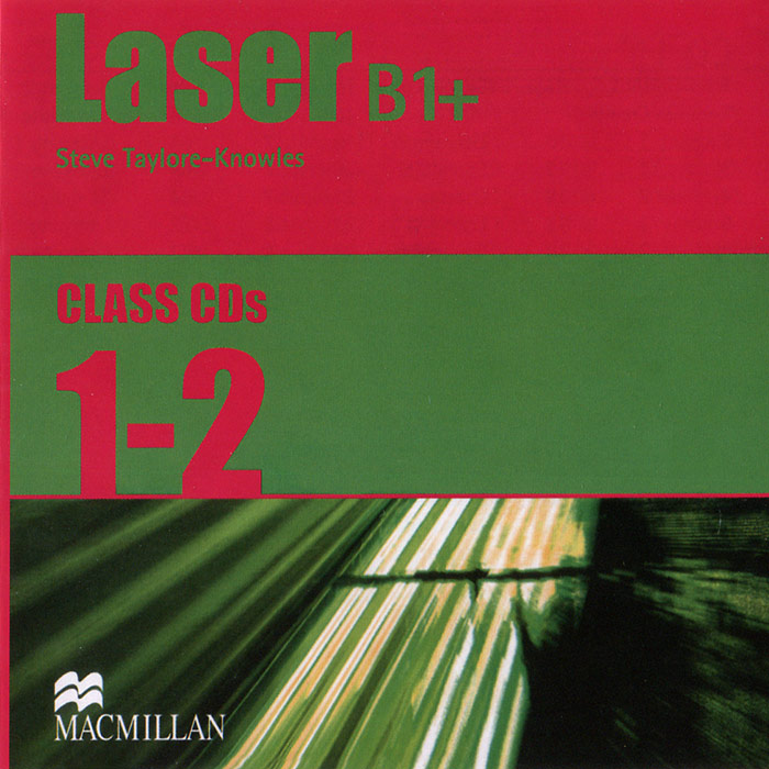 Laser B1+ (аудиокурс на 2 CD) аудио книги на дисках