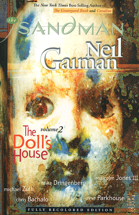 The Sandman: Volume 2: The Doll's House the absolute sandman volume 1