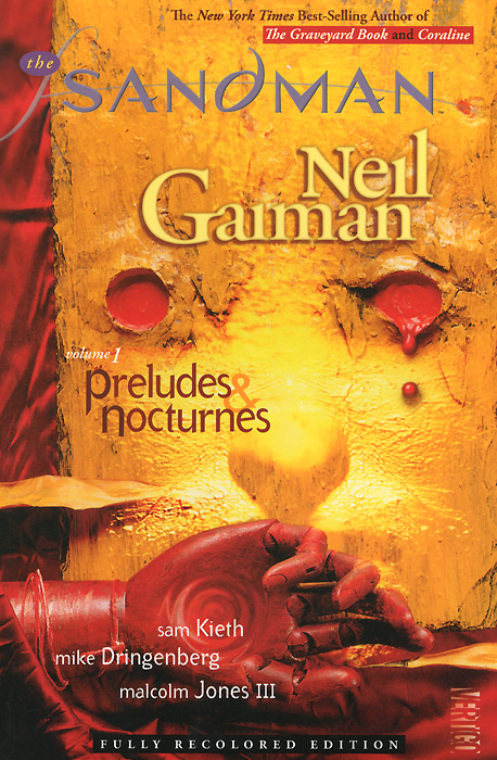 The Sandman: Volume 1: Preludes and Nocturnes the absolute sandman volume 1