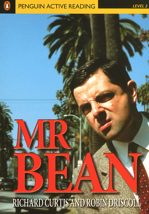 Mr Bean: Level 2 (+ CD-ROM) the comedy about a bank robbery london