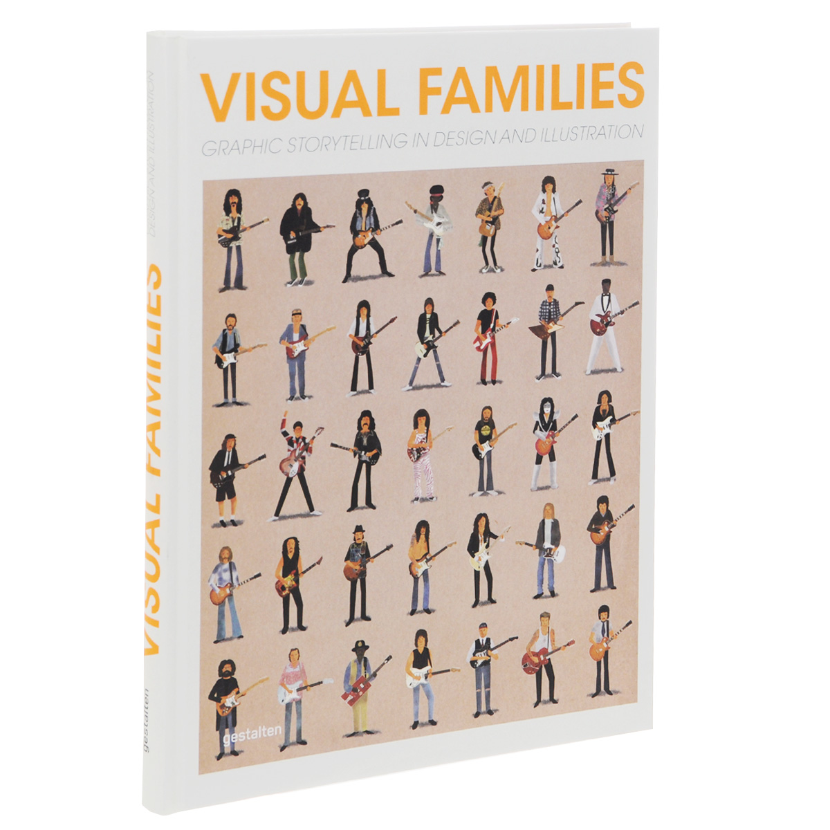 Visual Families: Graphic Storytelling in Design and Illustration new ways of seeing and storytelling