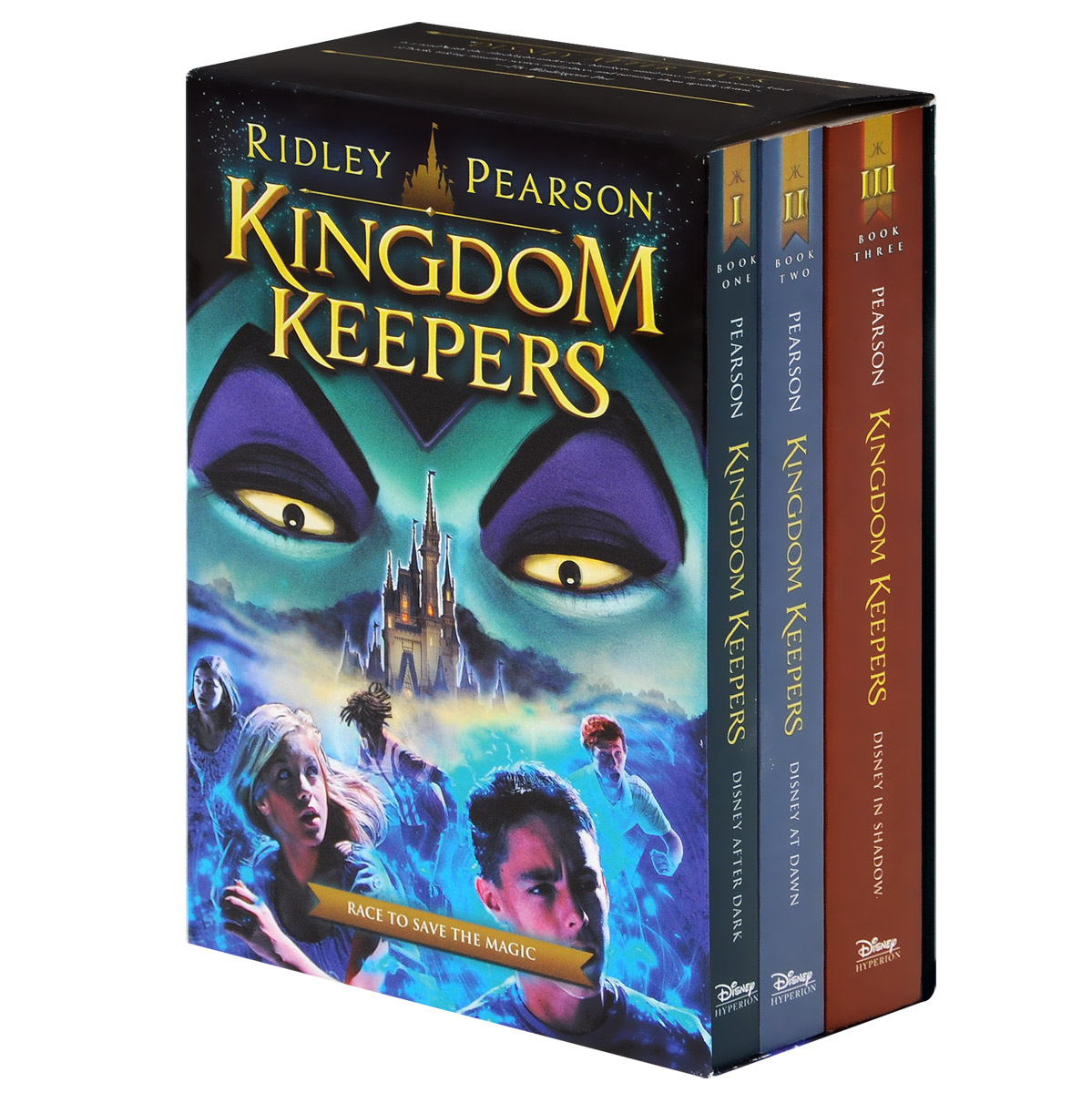 Kingdom Keepers Boxed Set: Featuring Kingdom Keepers топ finders keepers finders keepers fi022ewhuo78