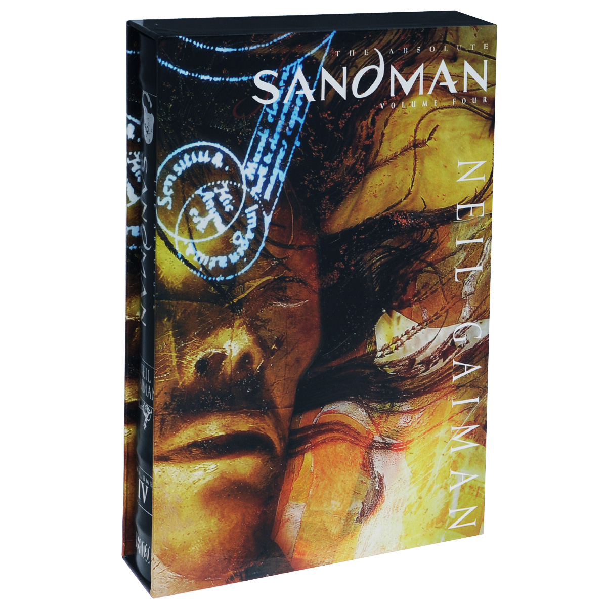 The Absolute Sandman: Volume 4 the absolute sandman volume 1