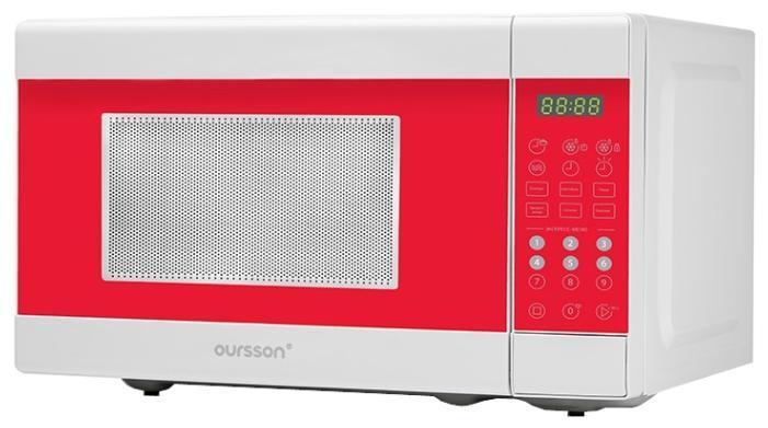 Oursson MD2045, Red СВЧ-печь - Микроволновые печи