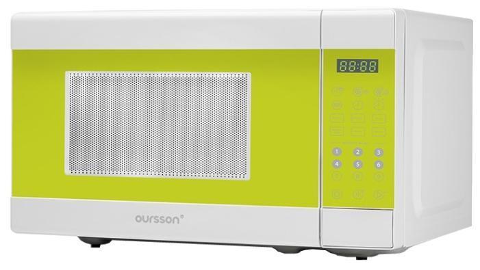 Oursson MD2045, Green СВЧ-печь блокировка дверей от детей