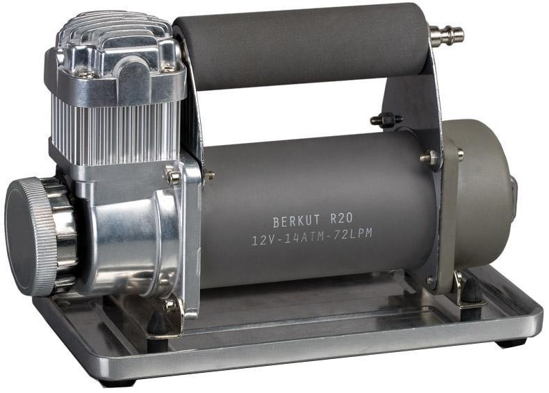 Компрессор автомобильный  BERKUT R20 автомобильный компрессор berkut spec 15