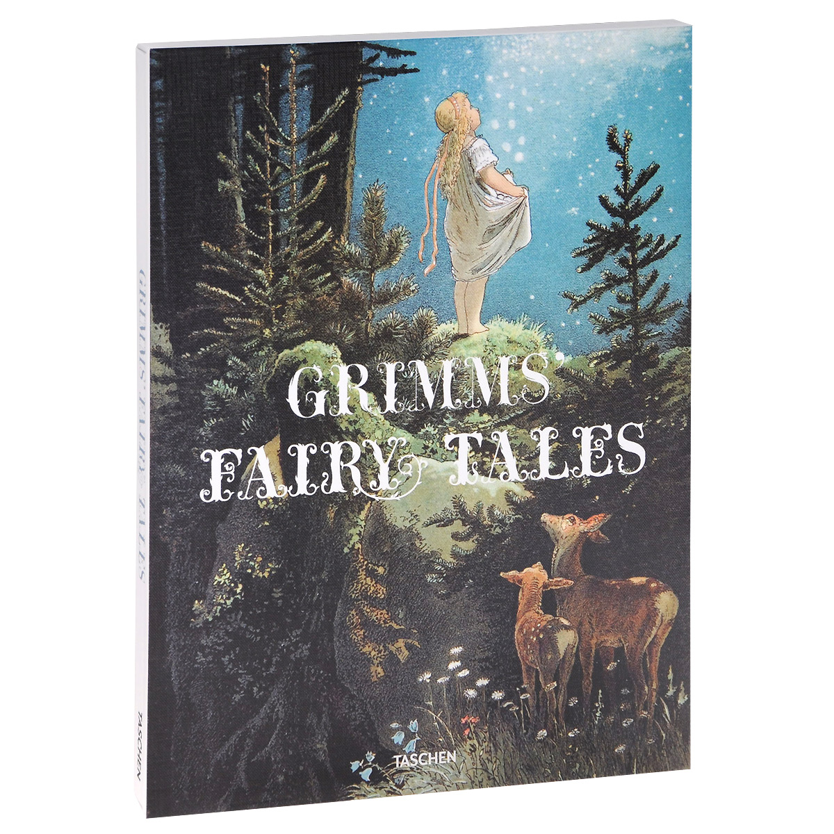 Grimms Fairy Tales: 16 Posters classic starts grimms fairy tales