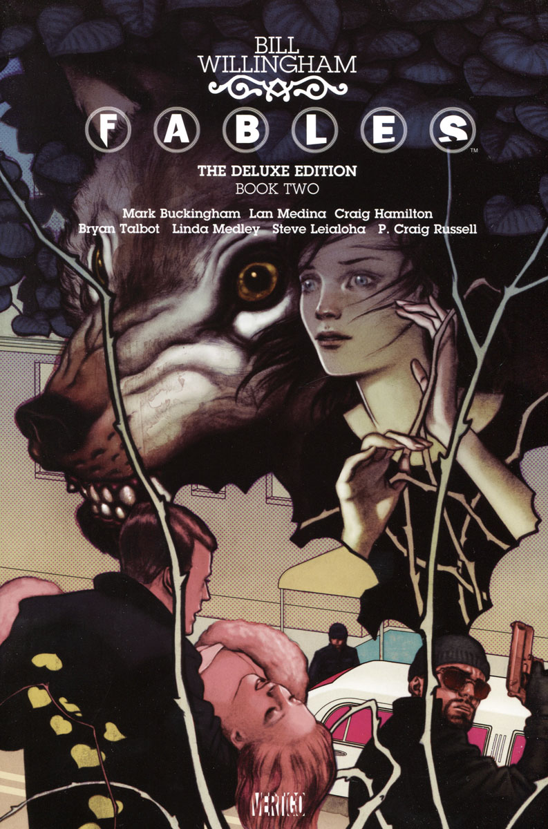 Fables: Volume 2: The Deluxe Edition fables volume 11 war and pieces