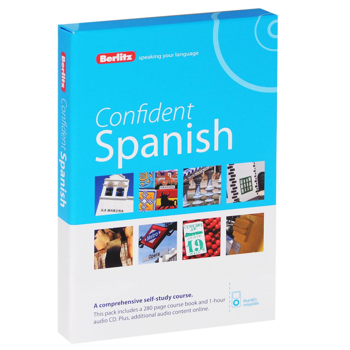 Berlitz: Confident Spanish (+ CD) spanish verb berlitz handbook