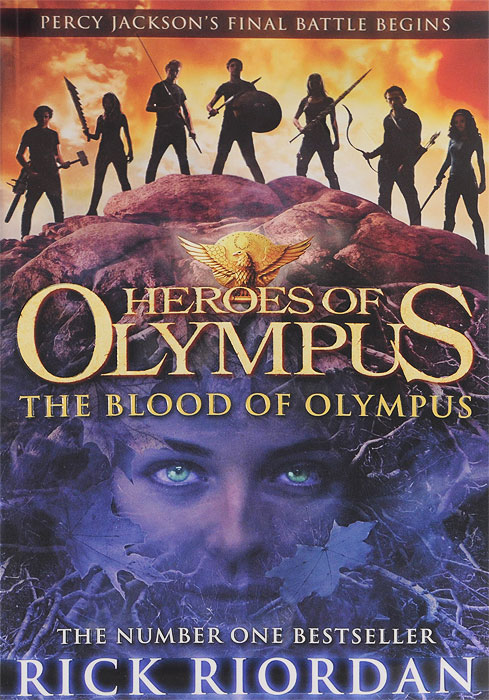 Heroes of Olympus: The Blood of Olympus coldplay – a rush of blood to the head lp