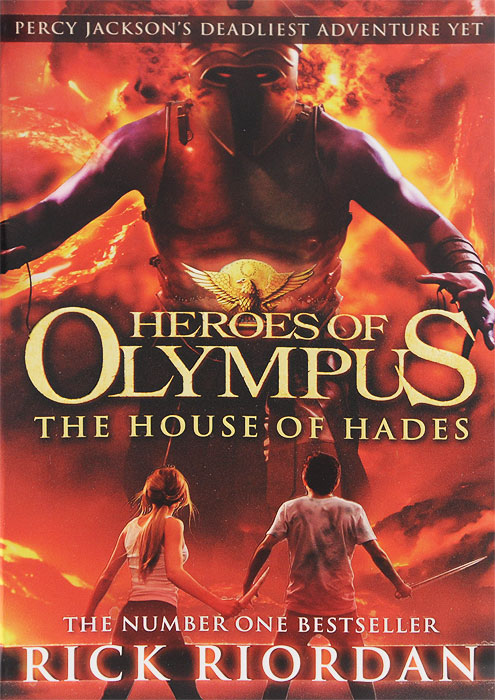 Heroes of Olympus: The House of Hades hound of hades 2
