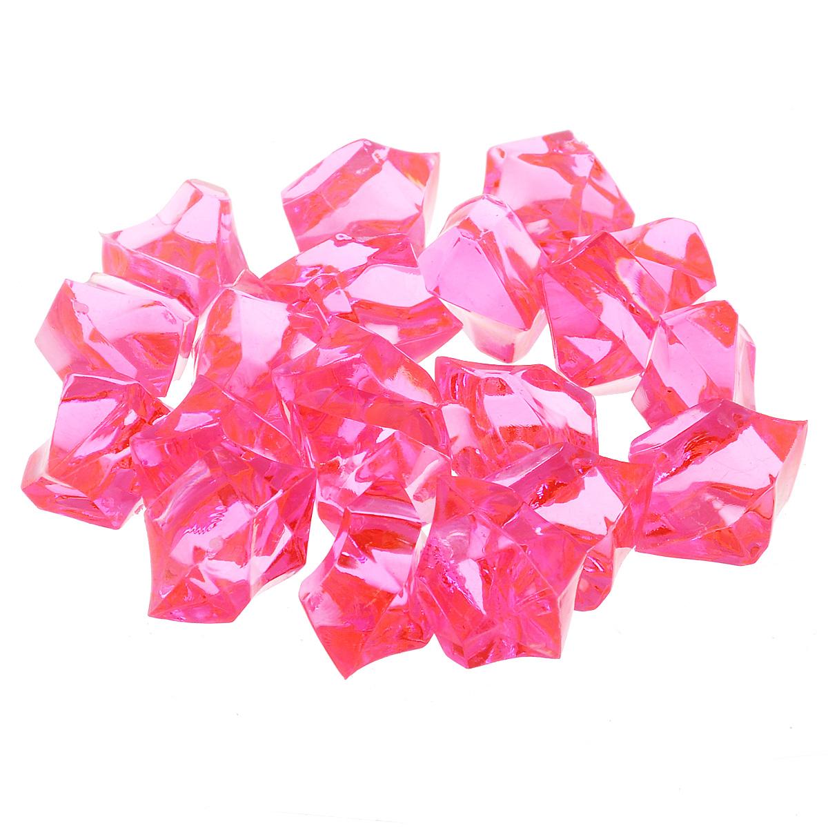 Набор декоративных кристаллов Большие камни, цвет: розовый, 70 г824-011 розовыйНабор декоративных кристаллов Большие камни, выполненный из пластика, замечательно подойдет для украшения вашего дома. Его можно использовать для создания индивидуального интерьера, а также как наполнитель декоративных ваз. Декоративные кристаллы создают чувство уюта и улучшают настроение.