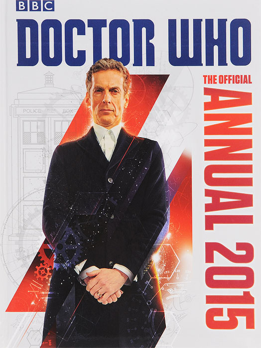 Doctor Who: Official Annual 2015 the who the official history