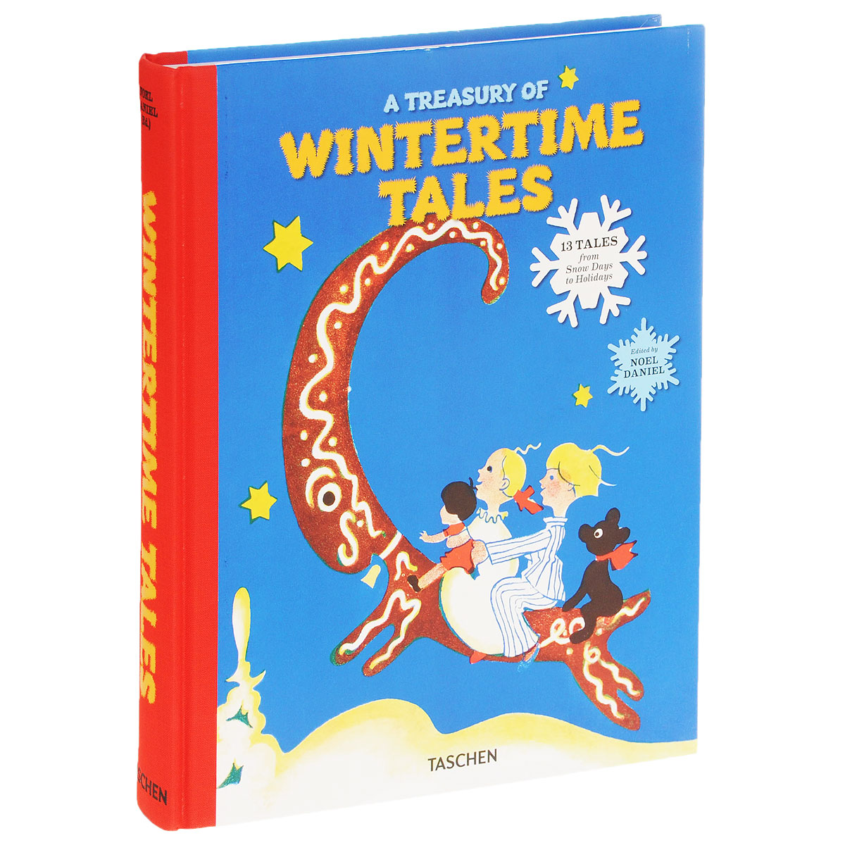 A Treasury of Wintertime Tales russian legends folk tales and fairy tales