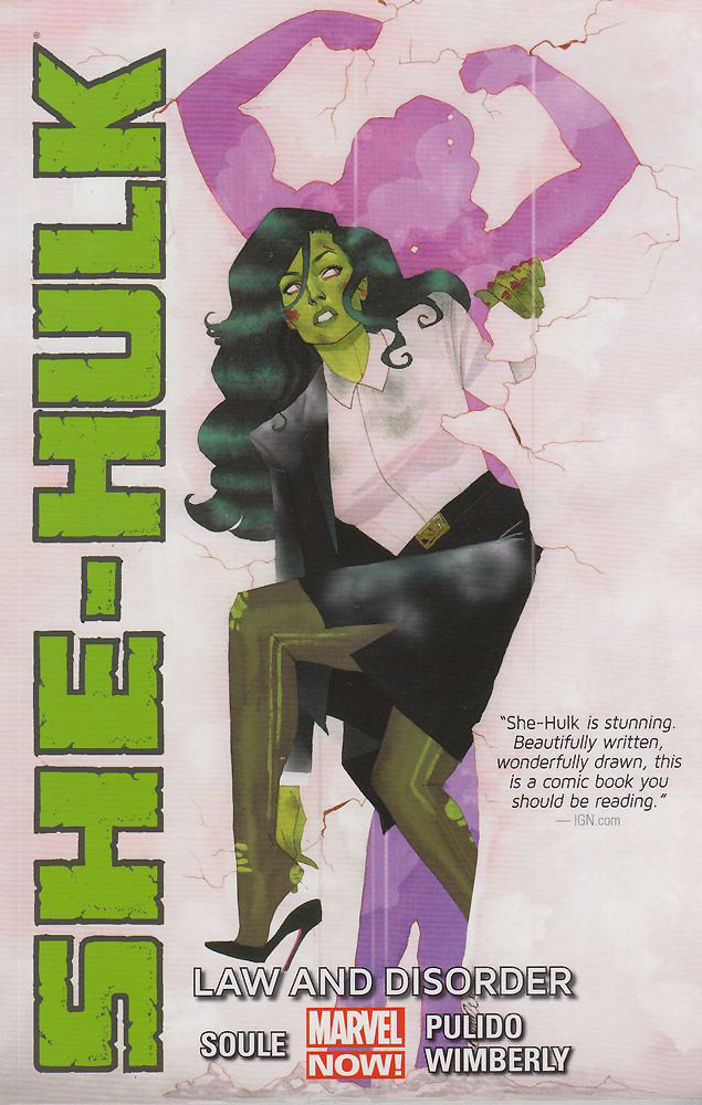She-Hulk: Volume 1: Law and Disorder she hulk volume 1 law and disorder