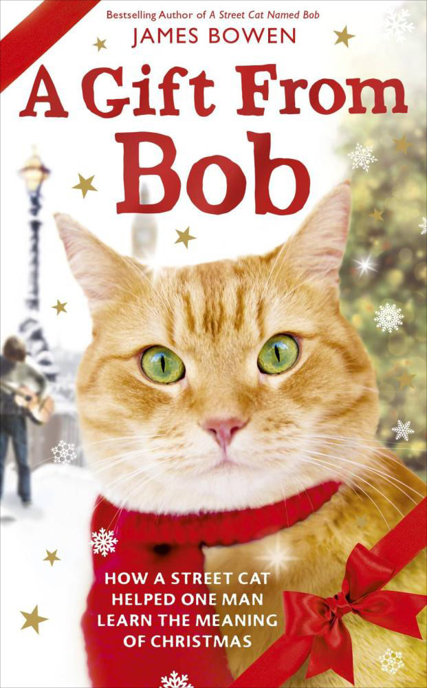 A Gift from Bob the world according to bob the further adventures of one man and his street wise cat