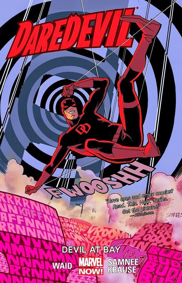 Daredevil: Volume 1: Devil at Bay daredevil volume 1