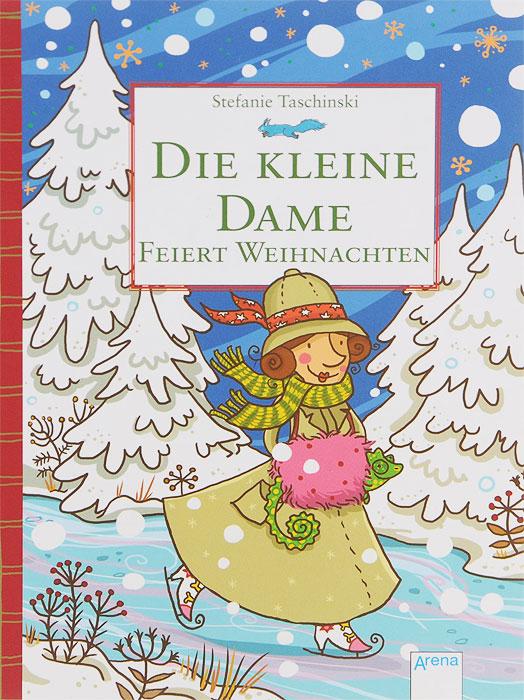 Die kleine Dame feiert Weihnachten kleine