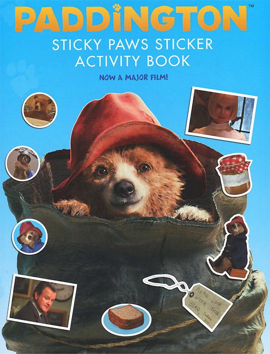 Paddington: Sticky Paws Sticker: Activity Book paddington sticker scene book