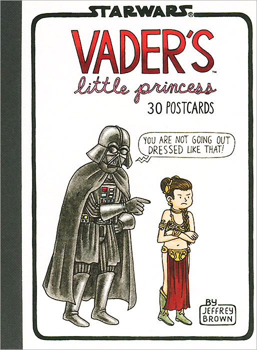 Vader's Little Princess: 30 Postcards little lord fauntleroy
