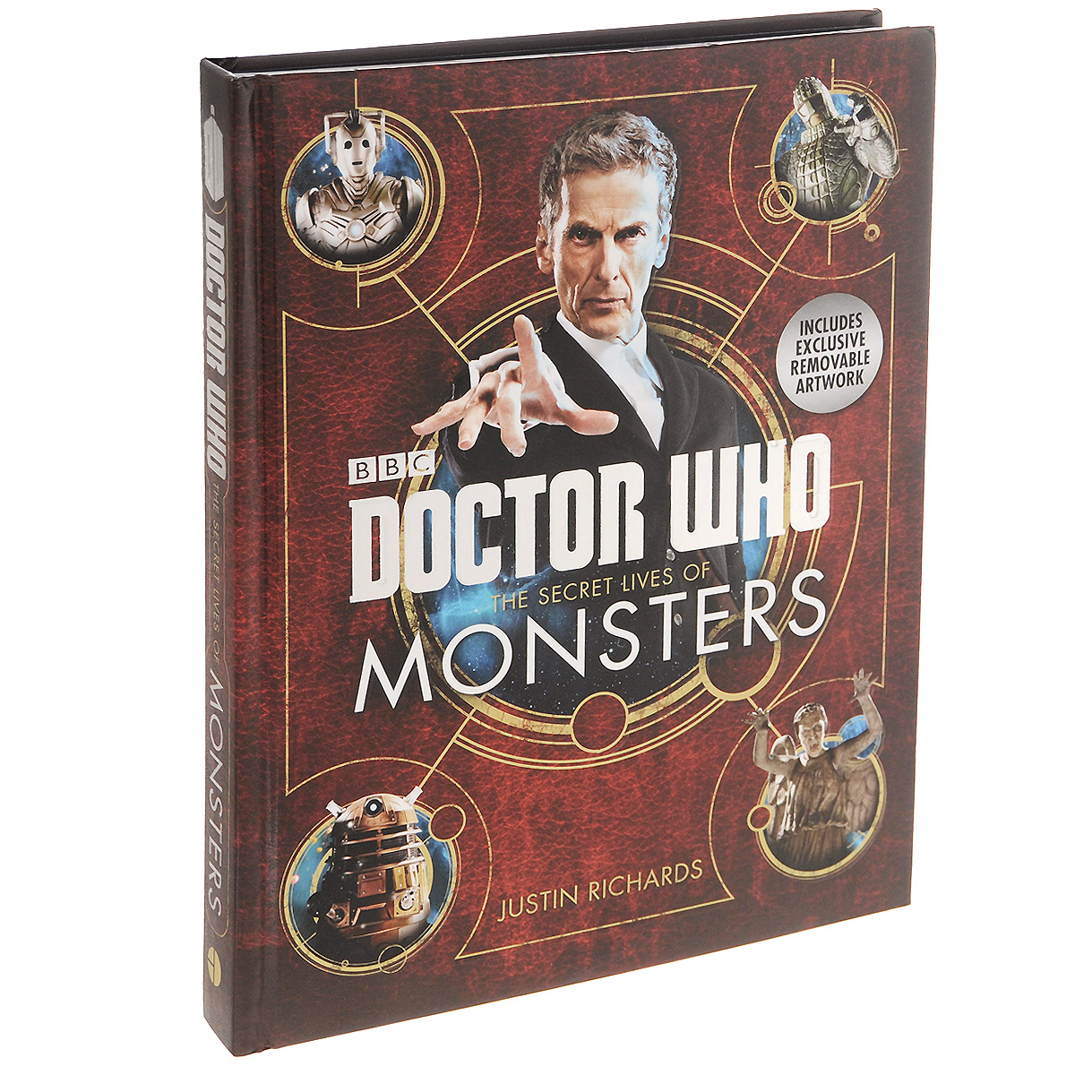 Doctor Who: The Secret Lives of Monsters artemis fowl and the arctic incident