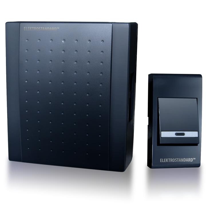 Звонок электромеханический Elektrostandard DBQ16 WM 1M IP44 Черный - Звонки
