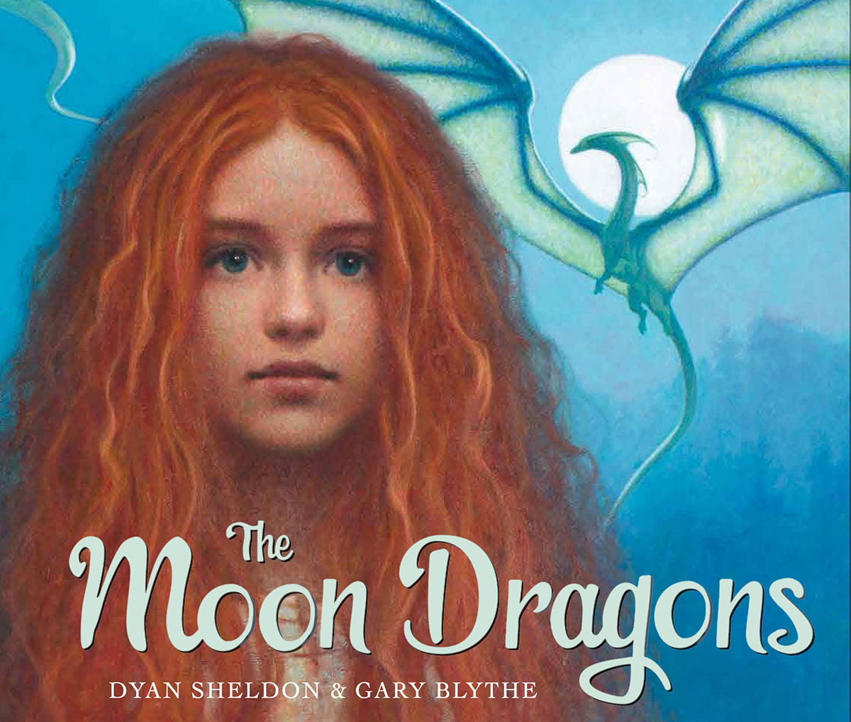 The Moon Dragons how high the moon