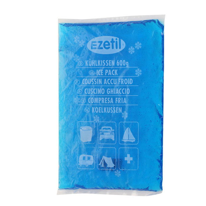 Аккумулятор холода Ezetil Soft Ice, 600 г аккумулятор холода ezetil ice akku g 800