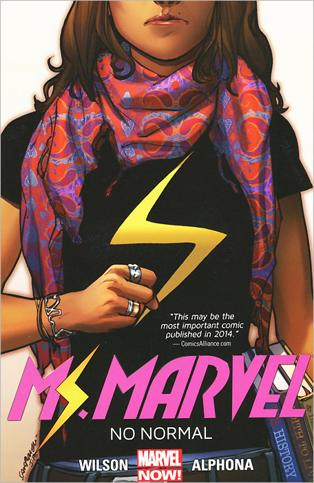 Ms. Marvel: Volume 1: No Normal inhuman volume 2