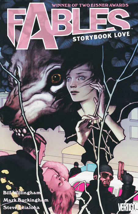 Fables: Storybook Love fables volume 11 war and pieces