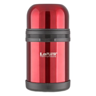 Термос LaPlaya Traditional, цвет: красный, 800 мл laplaya термос купить