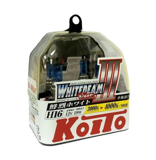 Лампа высокотемпературная Koito Whitebeam, 4000 К, 12В, 2 штP0749WЛампа высокотемпературная Koito Whitebeam, 4000 К, 12В, 2 шт - обладают ярким эффектным светом и компактными размерами. У лампы есть большой запас срока службы. Способна выдержать большое количество включений и выключений.Напряжение: 12 вольт