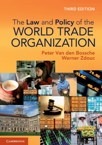 The Law and Policy of the World Trade Organization: Text, Cases and Materials mike bellafiore one good trade inside the highly competitive world of proprietary trading