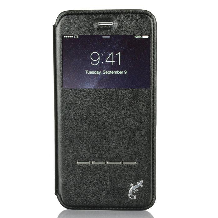 G-Case Slim Premium чехол для iPhone 6 Plus, BlackGG-526С каждым новым поколением электронных устройств планшеты становятся технически более мощными, интеллектуальными аксессуарами с массой функций и возможностей. Однако их прочность оставляет желать лучшего. Именно поэтому нужно сразу позаботиться о защите от ударов и прочих повреждений своего гаджета и купить чехол G-Case Slim Premium для iPhone 6 Plus. Только тогда можно спать спокойно и быть уверенным в полной сохранности своего электронного друга. Благодаря тщательной продуманности конструкции вплоть до мельчайших деталей футляр становится изысканным и стильным аксессуаром и дополнением к айфону. Модный и практичный флип-кейс, благодаря высококачественному и прочному материалу, обеспечивает стопроцентную ежедневную защиту устройства от проникновения внутрь корпуса влаги, налипания на дисплей грязи и скапливания пыли. Все, что нужно для защиты планшета от ударов и падений, так это купить чехол G-Case Slim Premium. Комфорт пользования очевиден. Это и свободный доступ ко всем необходимым портам и разъемам, и возможность фото- и видеосъемки, и открытость клавиш. Вы можете фотографировать, снимать видео, слушать музыку через наушники и заряжать устройство без необходимости снимать чехол. Элегантный ультратонкий флип-кейс придаст утонченности и шарма не только самому аксессуару, но и его владельцу. Специальная пропитка поверхности футляра увеличивает антискользящие свойства материала, за счет чего он не выскальзывает из кармана, сумки или портфеля, а также удобно располагается в руке. Кроме того, на передней и задней крышках обложки не будут оставаться отпечатки пальцев. Флип-кейс надежно защищает устройство от любых повреждений при активном ежедневном использовании.