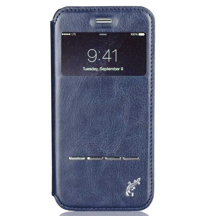 G-Case Slim Premium чехол для iPhone 6 Plus, Dark Blue g case slim premium чехол для ipad air blue