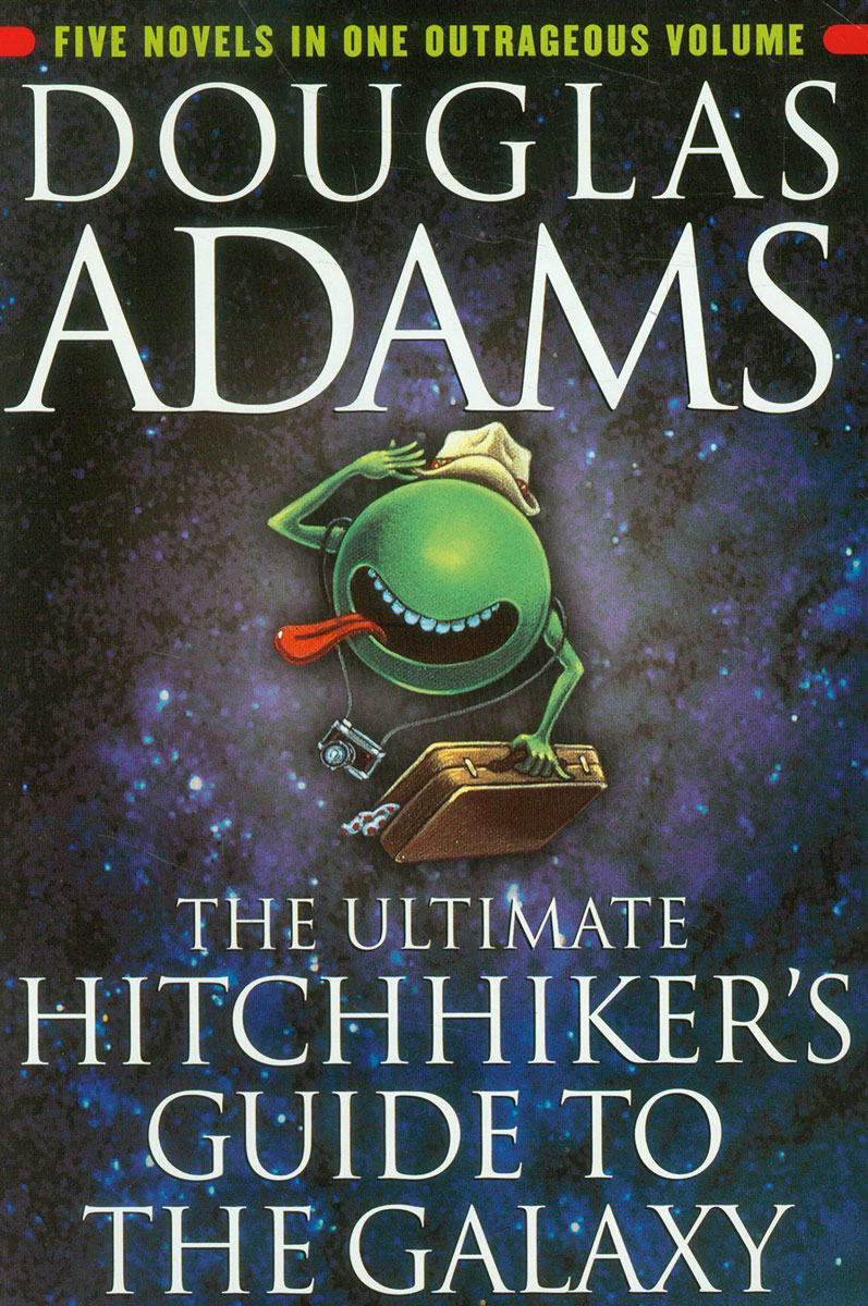 The Ultimate Hitchhiker's Guide to the Galaxy patrick p the curious charms of arthur pepper