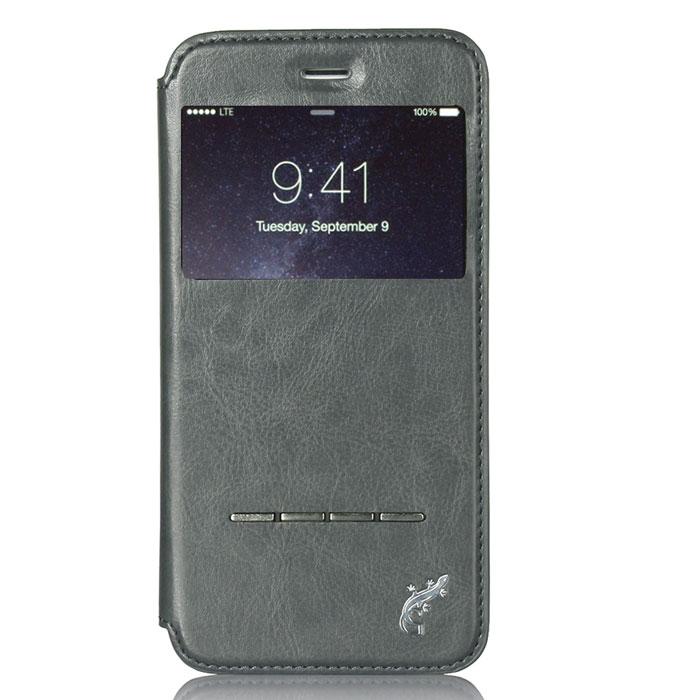 G-Case Slim Premium чехол для iPhone 6 Plus, SilverGG-547С каждым новым поколением электронных устройств планшеты становятся технически более мощными, интеллектуальными аксессуарами с массой функций и возможностей. Однако их прочность оставляет желать лучшего. Именно поэтому нужно сразу позаботиться о защите от ударов и прочих повреждений своего гаджета и купить чехол G-Case Slim Premium для iPhone 6 Plus. Только тогда можно спать спокойно и быть уверенным в полной сохранности своего электронного друга. Благодаря тщательной продуманности конструкции вплоть до мельчайших деталей футляр становится изысканным и стильным аксессуаром и дополнением к айфону. Модный и практичный флип-кейс, благодаря высококачественному и прочному материалу, обеспечивает стопроцентную ежедневную защиту устройства от проникновения внутрь корпуса влаги, налипания на дисплей грязи и скапливания пыли. Все, что нужно для защиты планшета от ударов и падений, так это купить чехол G-Case Slim Premium. Комфорт пользования очевиден. Это и свободный доступ ко всем необходимым портам и разъемам, и возможность фото- и видеосъемки, и открытость клавиш. Вы можете фотографировать, снимать видео, слушать музыку через наушники и заряжать устройство без необходимости снимать чехол. Элегантный ультратонкий флип-кейс придаст утонченности и шарма не только самому аксессуару, но и его владельцу. Специальная пропитка поверхности футляра увеличивает антискользящие свойства материала, за счет чего он не выскальзывает из кармана, сумки или портфеля, а также удобно располагается в руке. Кроме того, на передней и задней крышках обложки не будут оставаться отпечатки пальцев. Флип-кейс надежно защищает устройство от любых повреждений при активном ежедневном использовании.