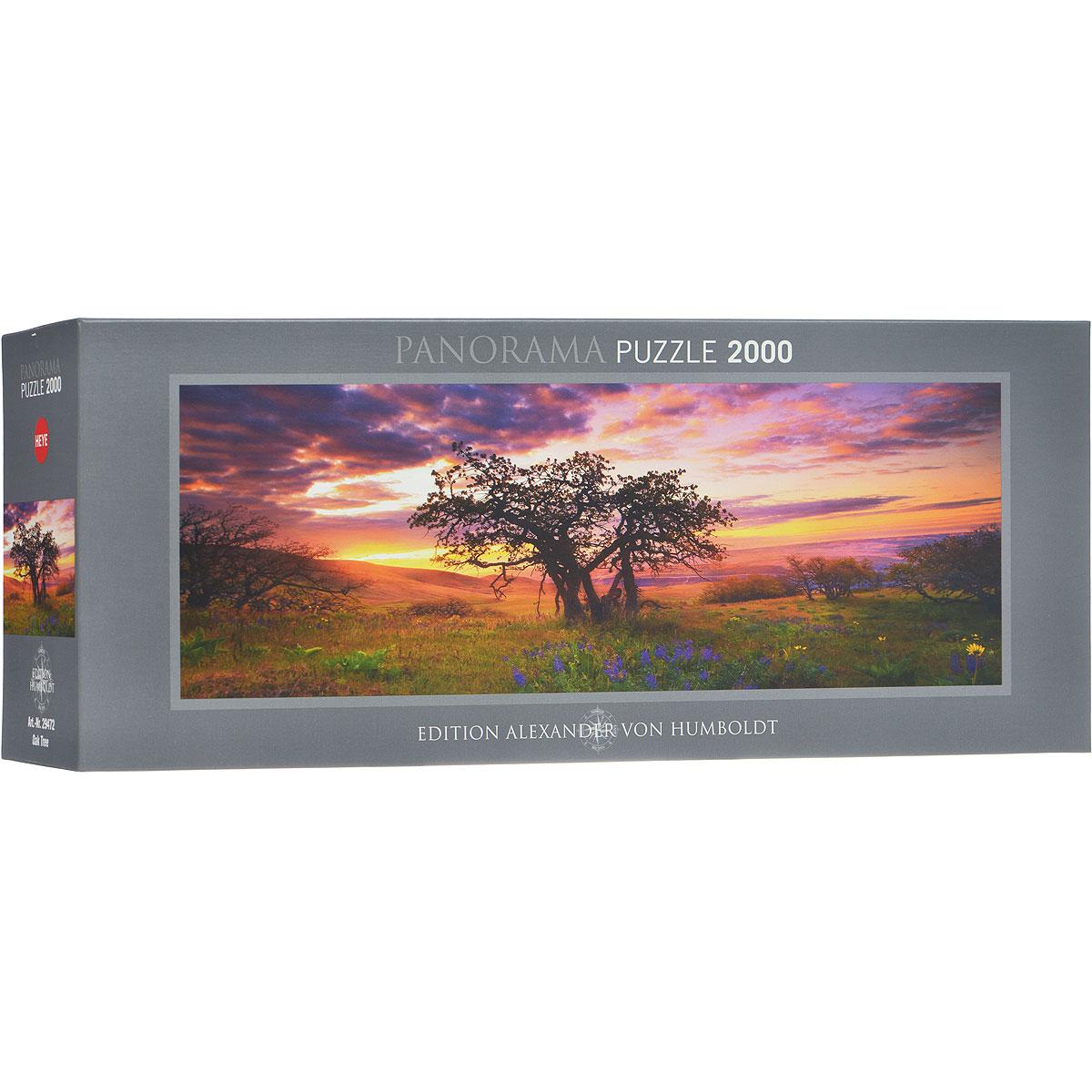 HEYE Дуб. Пазл-панорама, 2000 элементов
