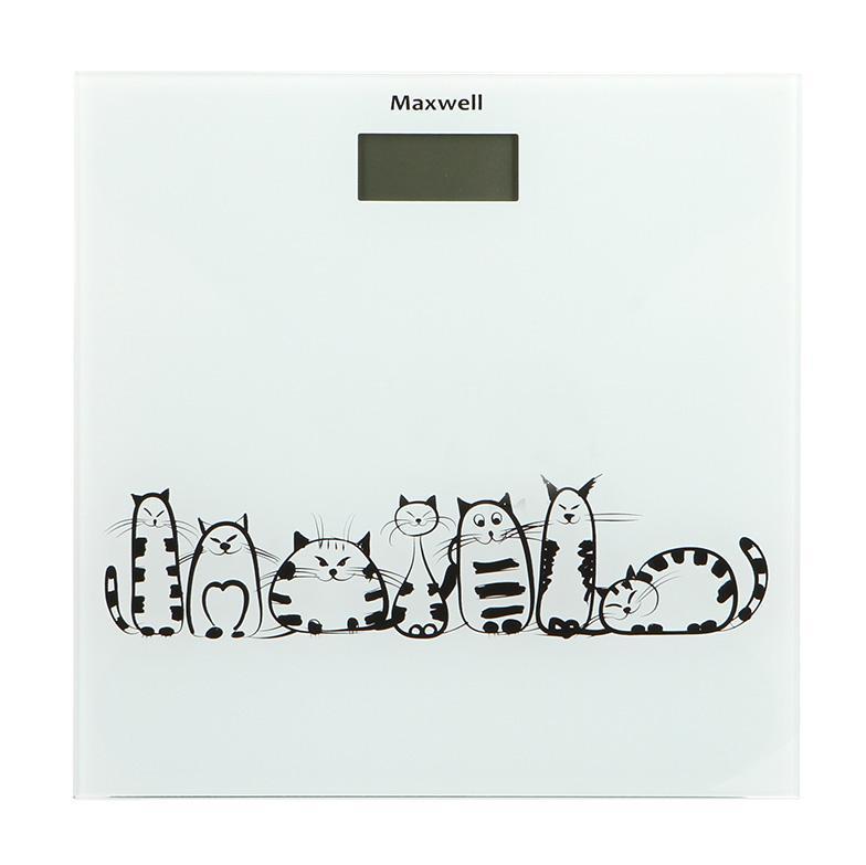 Maxwell MW-2675(W) напольные весы какой фирмы напольные весы лучше купить