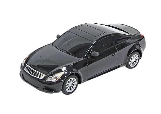Rastar Радиоуправляемая модель Infinity G37 Coupe цвет черный масштаб 1:24