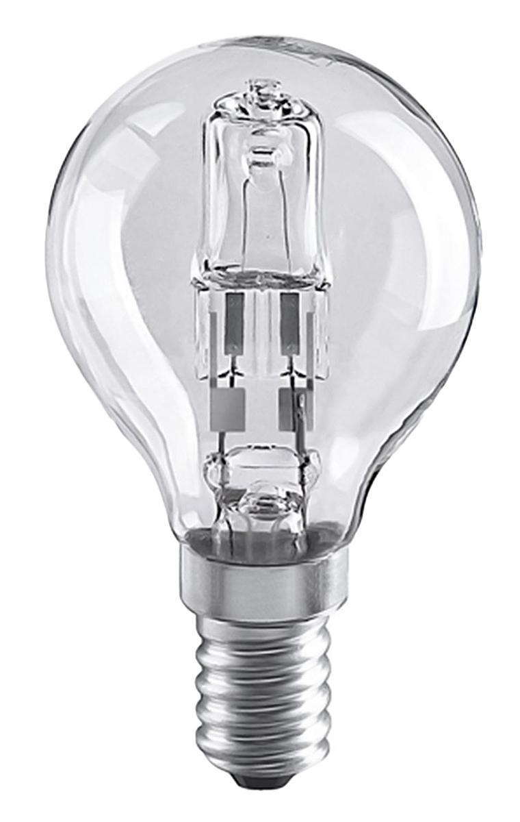 Лампа галогенная Elektrostandard Шар G45 28W E14a025Лампа галогенная Elektrostandard Шар G45 28W E14 - источник света, у которого светящим элементом является вольфрамовая спираль. У лампы есть большой запас срока службы. Способна выдержать большое количество включений и выключений.Напряжение: 220 вольт