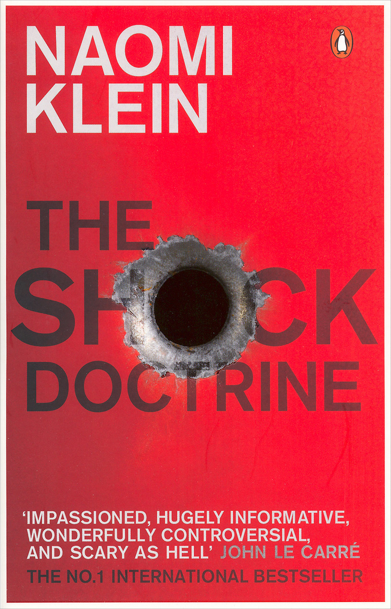 The Shock Doctrine: The Rise of Disaster Capitalism tsunami