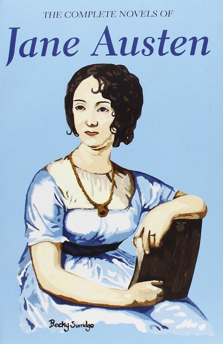 The Complete Novels of Jane Austen austen jane sense and sensibility чувства и чувствительность роман на англ яз