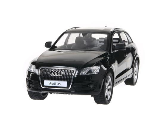 Rastar Радиоуправляемая модель Audi Q5 цвет черный масштаб 1:24