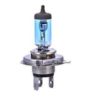 Лампа галогенная Osram H4 Cool Blue 12V, 60W, 4200 К, 1 штOsram H4 4200K Cool Blue Intense, 12V 60W, 2 шт, 64193CBIСреди всех электроустановочных и электромонтажных изделий осветительная аппаратура имеет наиболее богатый ассортимент. Это происходит потому, что элементы освещения несут в себе не только сугубо технические характеристики, но и элементы дизайна. Возможности современных ламп и светильников, их конструкторское разнообразие настолько велики, что немудрено растерятьсяНапример, существует целый класс светильников, предназначенных исключительно для гипсокартонных потолков. Многочисленные виды ламп имеют различную природу света и эксплуатируются в неодинаковых условиях. Чтобы разобраться, какого типа лампа должна стоять в том или ином месте и каковы условия ее подключения, необходимо вкратце изучить основные виды осветительной аппаратуры.У всех ламп есть одна общая часть: цоколь, при помощи которого они соединяются с проводами освещения. Это касается тех ламп, в которых есть цоколь с резьбой для крепления в патроне. Размеры цоколя и патрона имеют строгую классификацию.Необходимо знать, что в бытовых условиях применяют лампы с 3 видами цоколей: маленьким, средним и большим. На техническом языке это означает Е14, Е27 и Е40. Цоколь, или патрон,Напряжение: 12 вольт