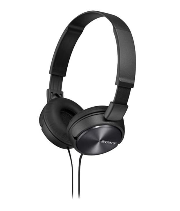 Sony MDR-ZX310, Black наушники ланч бокс