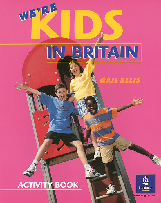 We're Kids in Britain цена
