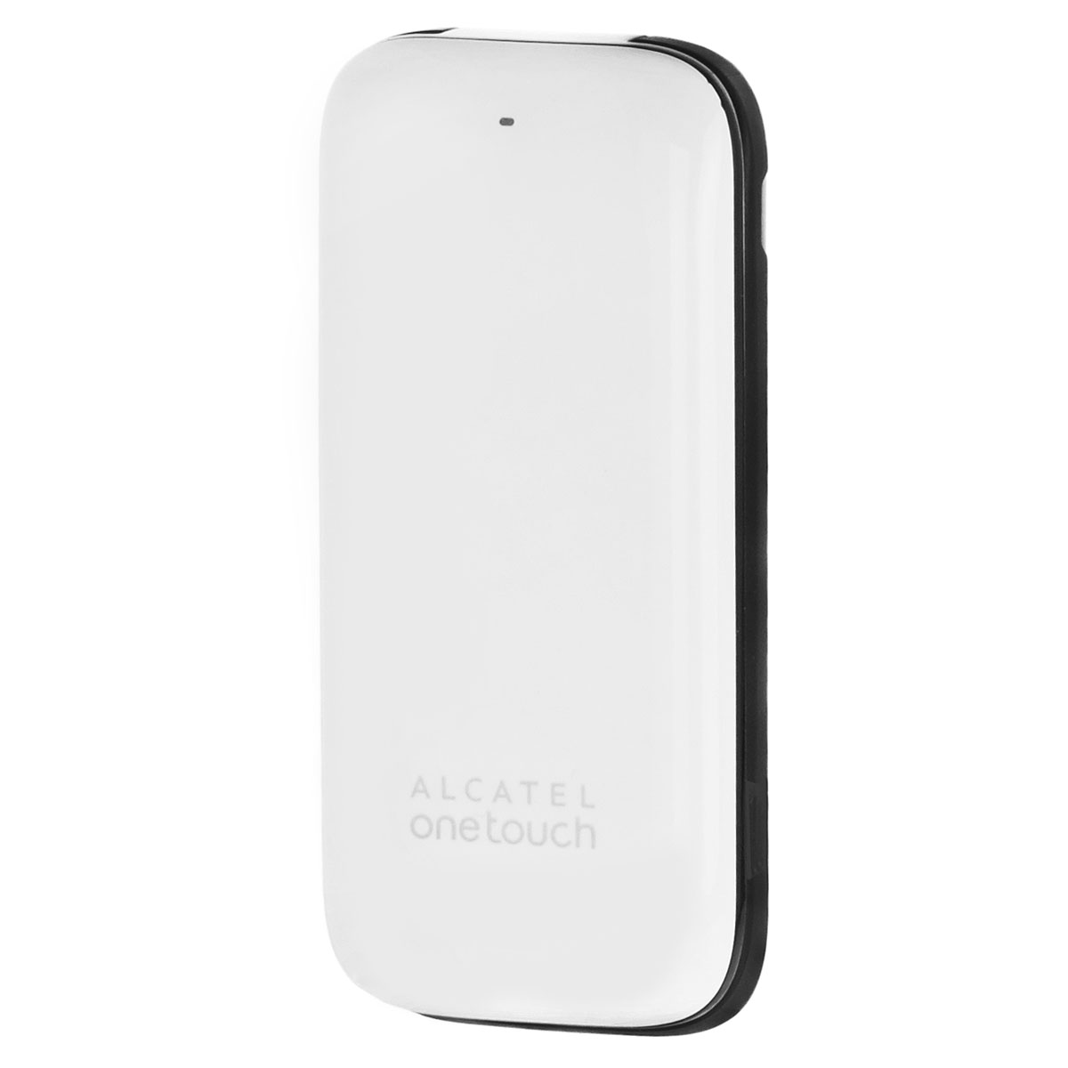 Alcatel OT-1035D Dual Sim, Pure White кнопочный телефон alcatel 2051d pure white