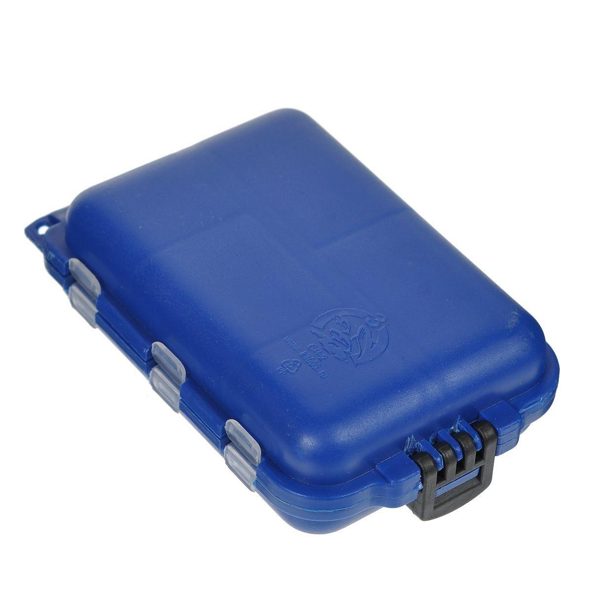 Органайзер для мелочей, двухсторонний, 9,5 х 6 х 2,5 см, цвет в ассортименте 679531