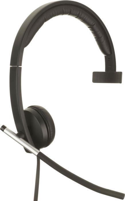 Logitech H650E (981-000514), гарнитура981-000514Гарнитура Logitech USB Headset H650e Моно — это проводная моно гарнитура для унифицированных коммуникаций. Она обеспечивает качественное звучание для связи корпоративного уровня, обладает эргономичным дизайном и другими преимуществами, присущими марке Logitech. Благодаря светодиодному индикатору вызова вас не прервут во время разговора, а встроенный пульт позволит управлять вызовом, не отвлекаясь от работы.